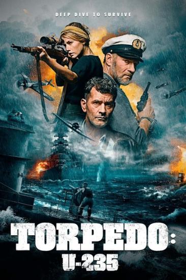 Torpedo (2019) 1080p WEBRip x264 - YIFY
