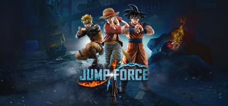 Jump Force [v 2.01 + DLCs] (2019) xatab