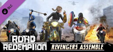 Road Redemption Revengers Assemble (2020) xatab