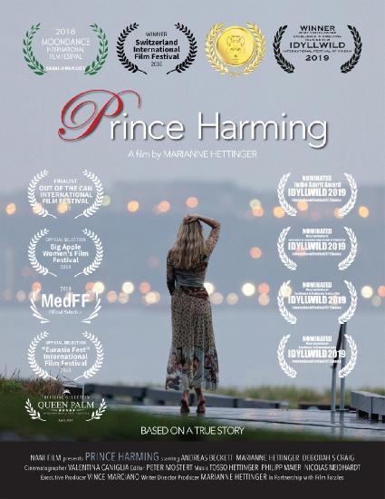 Prince Harming 2019 1080p AMZN WEB-DL DDP2 0 H 264-CMRG