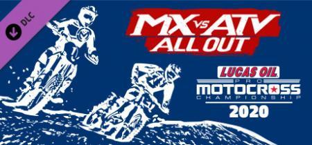 MX vs ATV All Out 2020 AMA Pro Motocross Ch&ionship-CODEX