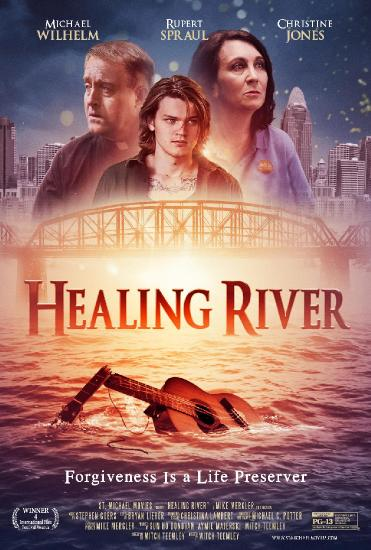 Healing River 2020 HDRip XviD AC3-EVO