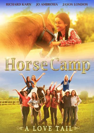 Horse Camp A Love Tail 2020 1080p WEB-DL H264 AC3-EVO