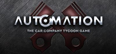 Automation The Car Company Tycoon Game B20(0516)