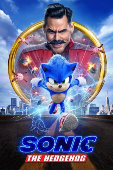 Sonic the Hedgehog 2020 BRRip XviD B4ND1T69