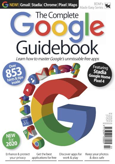 The Complete Google Guidebook May 2020 {1337PRO}