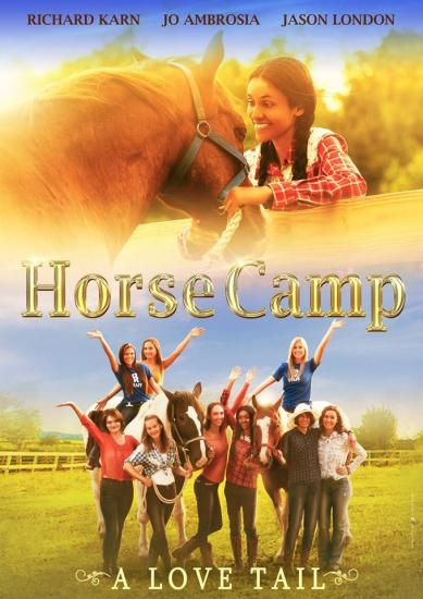 Horse Camp A Love Tail 2020 HDRip XviD AC3-EVO