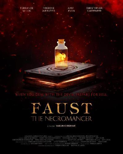 Faust the Necromancer 2020 HDRip XviD AC3-EVO
