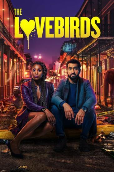 The Lovebirds 2020 1080p NF WEBRip DDP5 1 x264-NTG