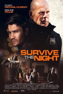 Survive the Night 2020 HDRip XviD AC3-EVO