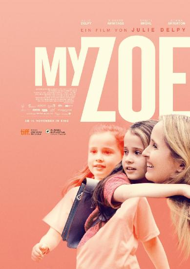 My Zoe 2019 HDRip XviD AC3-EVO