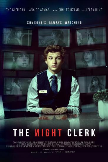 The Night Clerk 2019 BRRip XviD AC3-EVO