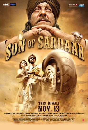 Son of Sardaar (2012) 1080p WEB-DL AVC AAC-BWT Exclusive]