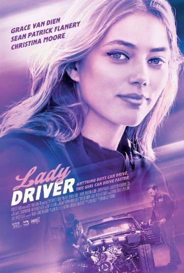 Lady Driver 2020 HDRip XviD AC3-EVO