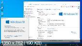 Windows 10 Pro x64 2004.19041.264 May 2020 Team-LiL (MULTi-41/RUS)