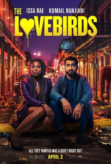 The Lovebirds 2020 HDRip XviD AC3-EVO
