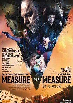 Measure For Measure 2020 720p WEBRip X264 AAC 2 0-EVO