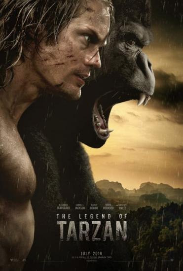 The Legend of Tarzan 2016 1080p BluRay x265-RARBG