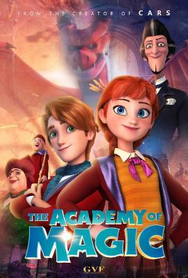 The Academy Of Magic 2020 720p WEBRip X264 AC3-EVO
