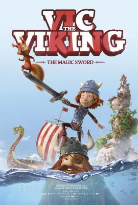 Vic The Viking  The Magic Sword 2019 720p WEBRip X264 AAC 2 0-EVO