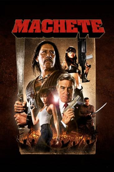Machete 2010 1080p BluRay x265-RARBG