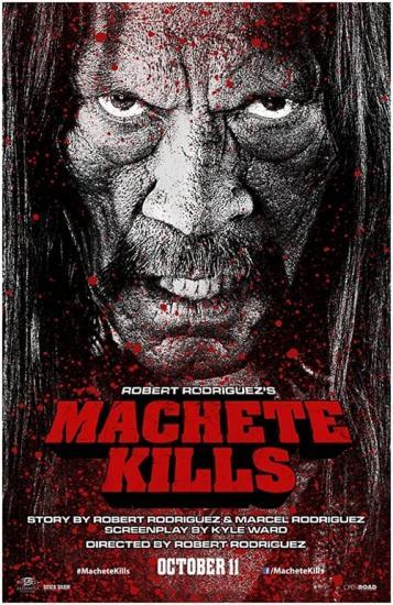Machete Kills 2013 1080p BluRay x265-RARBG
