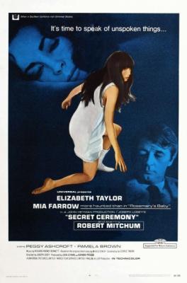 Тайная церемония / Secret Ceremony (1968) BDRip 720p
