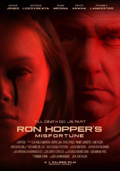Ron Hoppers Misfortune 2020 720p WEBRip x264-GalaxyRG