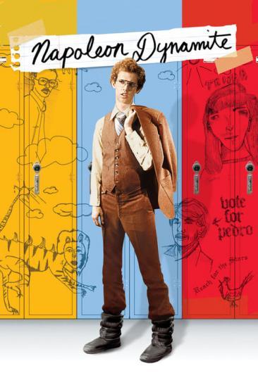 Napoleon Dynamite 2004 1080p BluRay x265-RARBG
