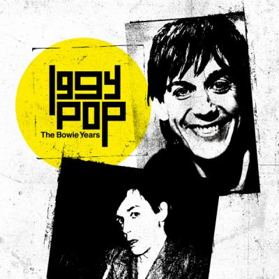 Iggy Pop - The Bowie Years (2020) FLAC