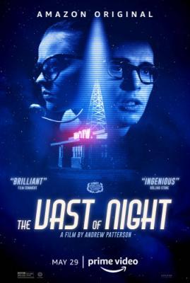 Бескрайняя ночь / The Vast of Night (2019) WEB-DL 1080p | Sub