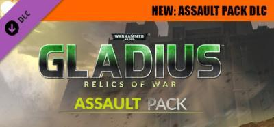 Warhammer 40000 Gladius Relics of War Assault Pack-CODEX