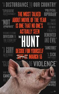 The Hunt 2020 BRRip XviD MP3-XVID