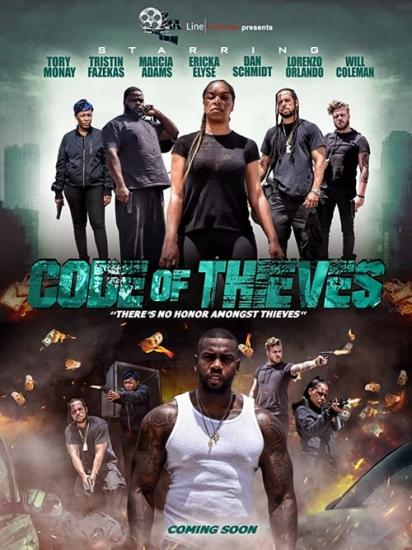 Code Of Thieves (2020) 1080p WEBRip x264- YIFY