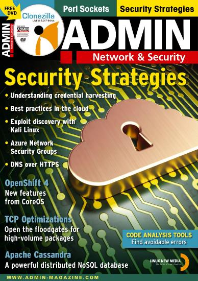 Admin Network and Security Issue 53 - September October 2019