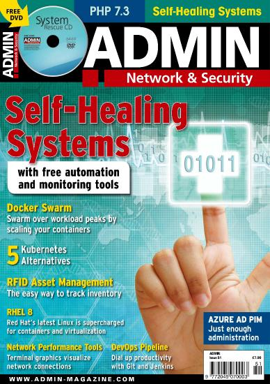 Admin Network and Security Issue 5 - May June 2019