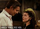 Унесённые ветром / Gone With The Wind / 1939 / BDRip 1080p