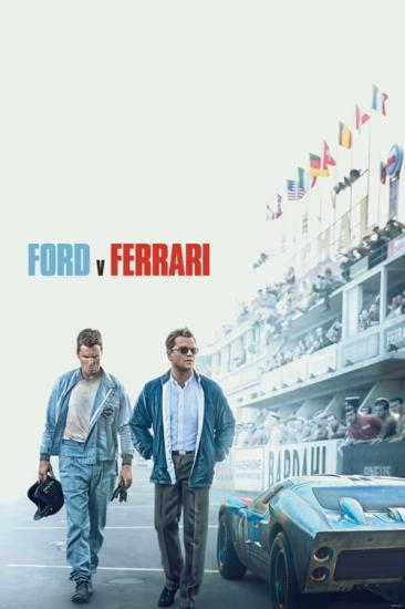 Ford v Ferrari 2019 1080p WEB-Rip X264 AC3 - 5-1 KINGDOM-RG
