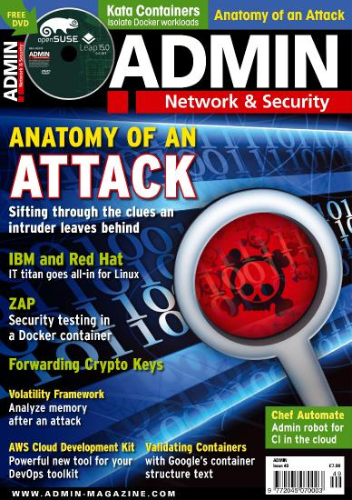 Admin Network and Security Issue 49 - January February 2019