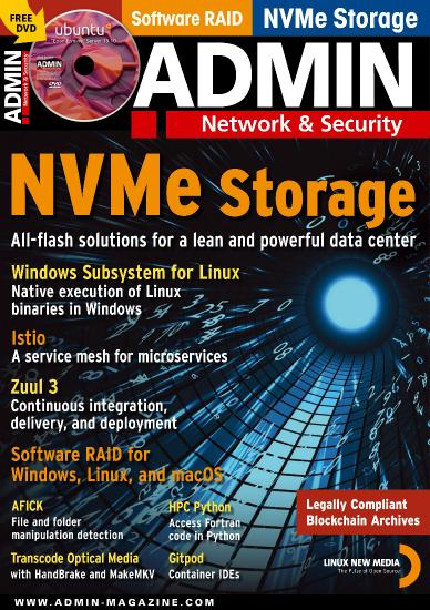 Admin Network and Security Issue 54 - November December 2019