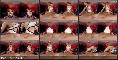 Touka Rinne - WAVR-101 A [Oculus Rift, Vive, Samsung Gear VR   SideBySide] [2048p]