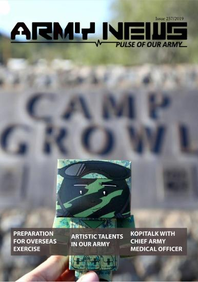ARMY NEWS - Issue 257 2019