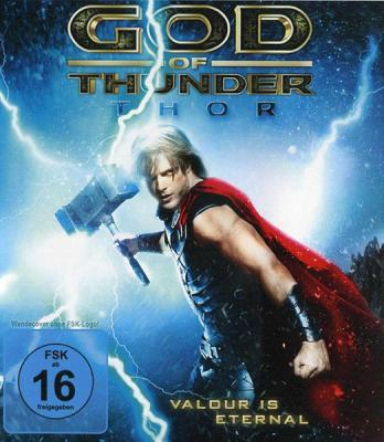 Бог грома / God of Thunder (2015) BDRip 720p