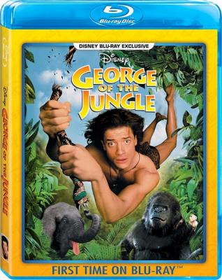 Джордж из джунглей / George of the Jungle (1997) BDRip 1080p