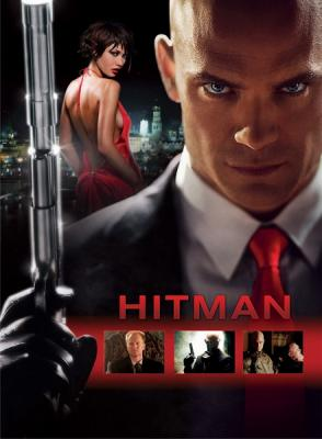 Хитмэн  / Hitman (2007) WEBRip 1080p   Open Matte   Unrated