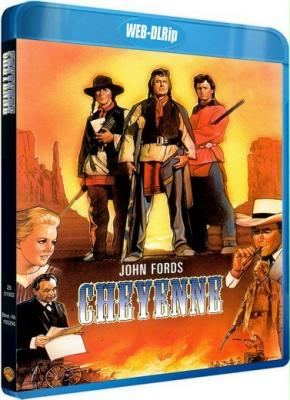 Осень Шайеннов / Cheyenne Autumn (1964) WEB-DLRip 720p
