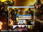 Windows 10 Pro x64 1909 Doom Ethernal by Jerry_Xristos (ENG+RUS/2020)