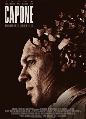 Лицо со шрамом / Капоне / Capone (2020) BDRip 720p | iTunes