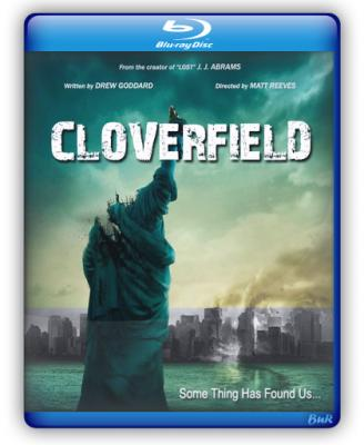 Монстро / Cloverfield (2008) BDRip 1080p