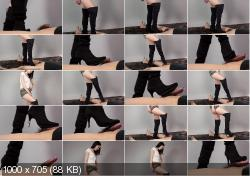 Amateurs - Best Asian Bootjob   LegsJapan.com   2020   SD